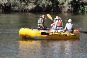 Rafting on Missouri's Rivers