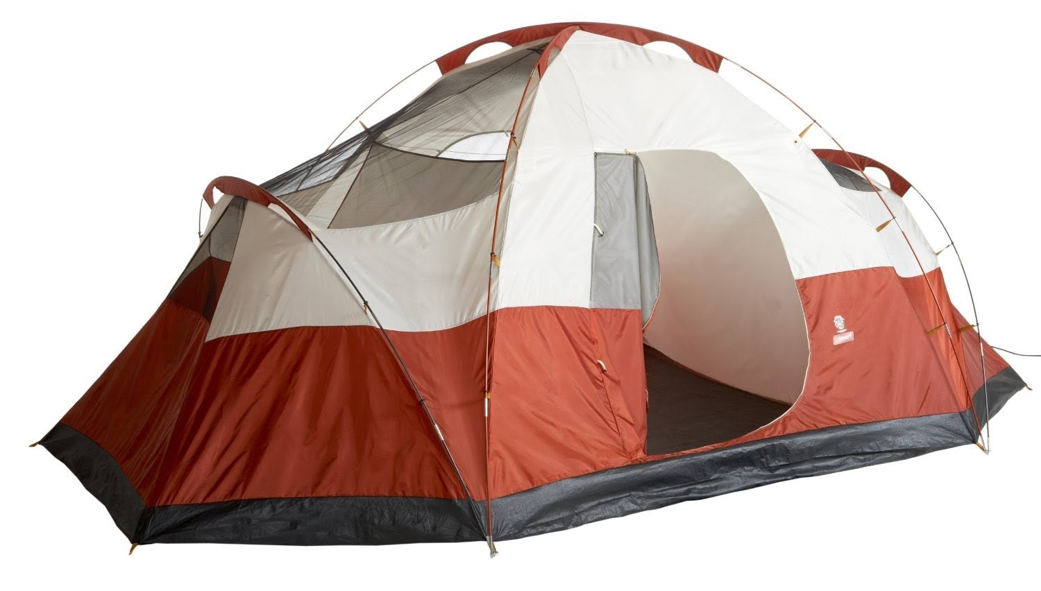 Coleman Red Canyon 17-Foot by 10-Foot 8-Person Modified Dome Tent - Missouri Float Trips  sc 1 st  Float Trips in Missouri & Coleman Red Canyon 17-Foot by 10-Foot 8-Person Modified Dome Tent ...