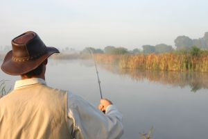 Fly fishing in Missouri