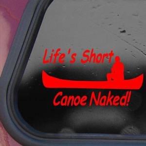 Canoe naked