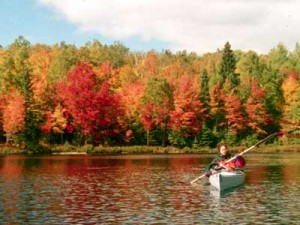 Fall-Kayak